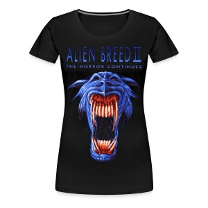Alien Breed 2 - Women's Premium T-Shirt