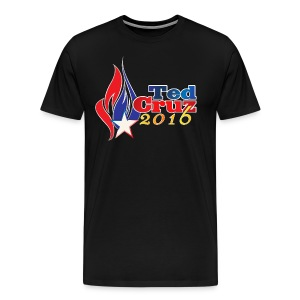 Ted Cruz 2016 - Men's Premium T-Shirt
