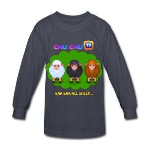 Motivational Quotes 4 - Kids' Long Sleeve T-Shirt