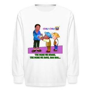 Motivational Quotes 5 - Kids' Long Sleeve T-Shirt