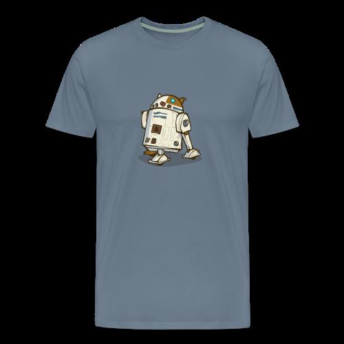 R2C2 - Men's T-Shirt - Men's Premium T-Shirt