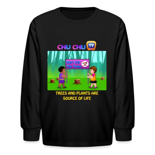 Motivational Quotes 6 - Kids' Long Sleeve T-Shirt