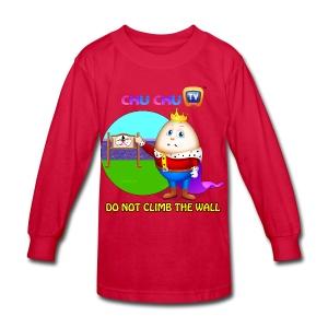 Motivational Quotes 7 - Kids' Long Sleeve T-Shirt