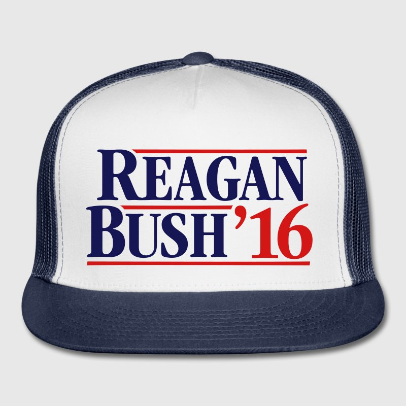 Reagan - Bush '16 - Trucker Cap