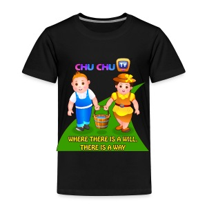 Motivational Quotes 8 - Toddler Premium T-Shirt