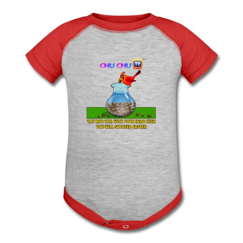 Motivational Quotes 11 - Baby Contrast One Piece