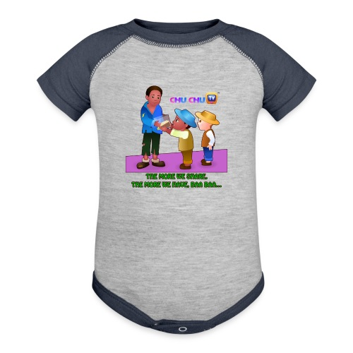 Motivational Quotes 5 - Baby Contrast One Piece