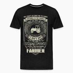 farmer because badass farmer proud to be