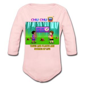 Motivational Quotes 6 - Long Sleeve Baby Bodysuit