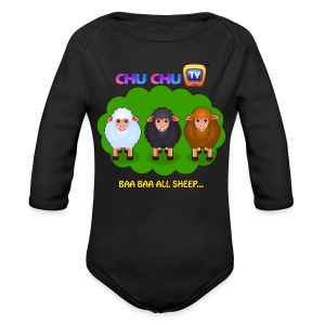 Motivational Quotes 4 - Long Sleeve Baby Bodysuit