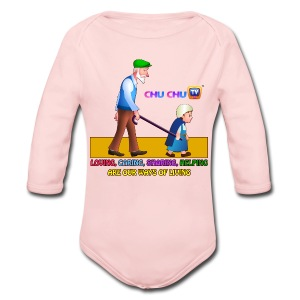 Motivational Quotes 2 - Long Sleeve Baby Bodysuit