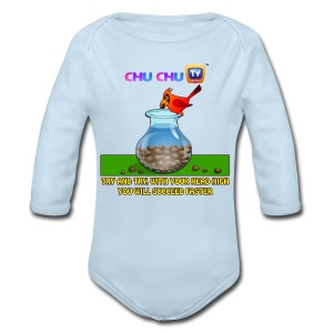 Motivational Quotes 11 - Long Sleeve Baby Bodysuit