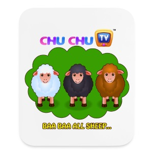 All Sheep - Vertical - Mouse pad Vertical