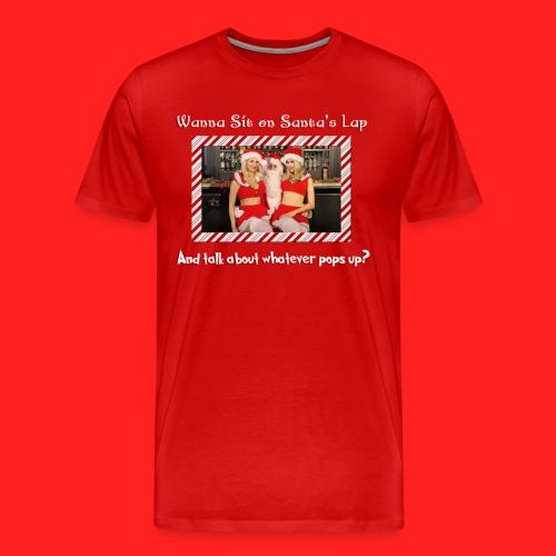Boner Santa Men's T - Men's Premium T-Shirt