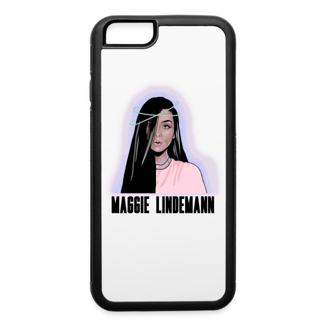 new style fd8e2 c20ff Maggie Lindemann by Bogdan iPhone 6 Case | iPhone 6/6s Rubber Case