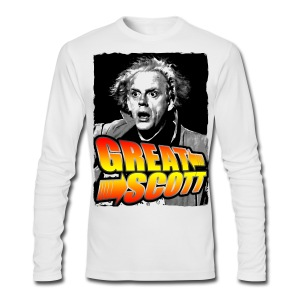 Great Scottt - Men's Long Sleeve T-Shirt by Next Level