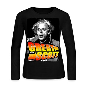 Great Scottt - Women's Long Sleeve Jersey T-Shirt
