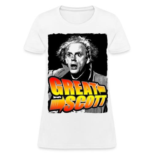Great Scottt - Women's T-Shirt