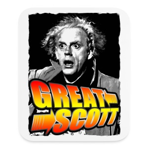Great Scottt - Mouse pad Vertical
