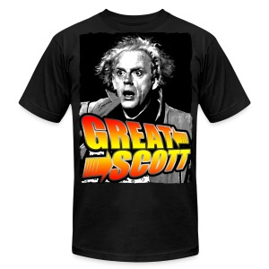 Great Scottt - Men's T-Shirt by American Apparel
