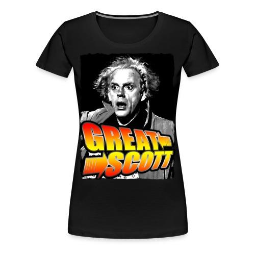Great Scottt - Women's Premium T-Shirt