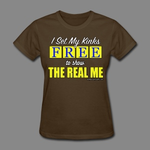 Set My Kinks Free - Women's T-Shirt