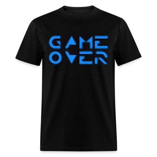 Game Over Black - Men's T-Shirt