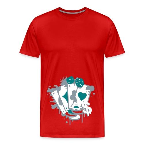 Jackpot - Men's Premium T-Shirt