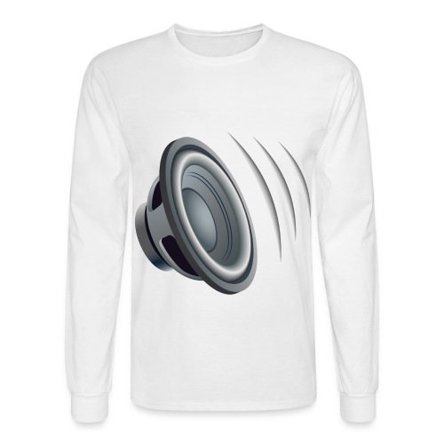 Loud - Men's Long Sleeve T-Shirt