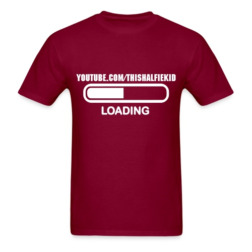 Loading Youtube - Men's T-Shirt