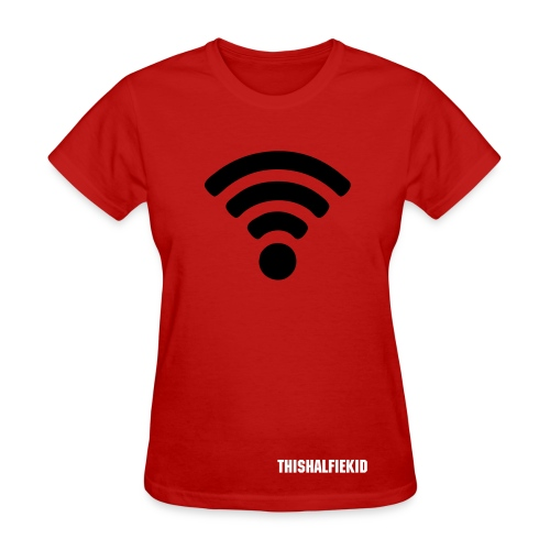 Wifi - Women's T-Shirt