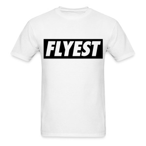 UA14 FLYEST WHITE - Men's T-Shirt