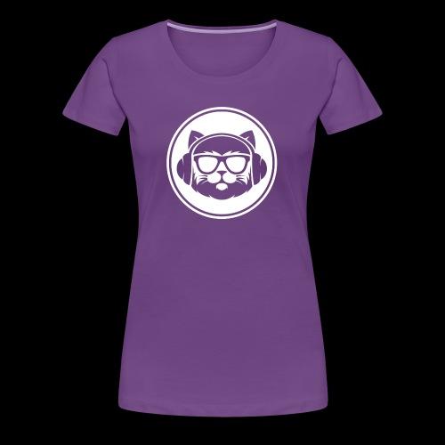 Women's Phat Katt Logo T-Shirt  - Women's Premium T-Shirt