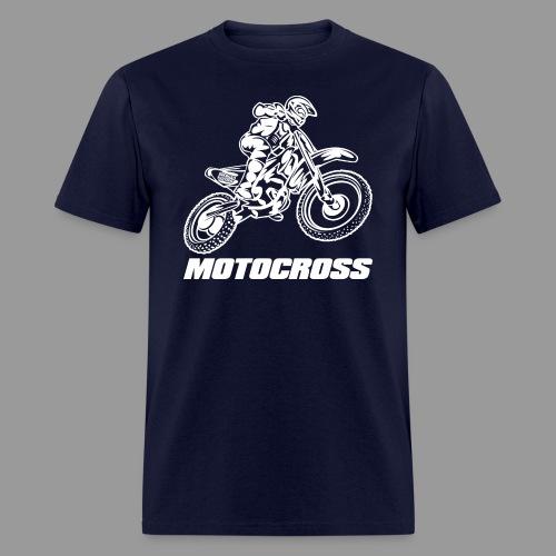 Motocross Yamaha - Men's T-Shirt
