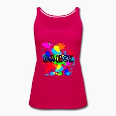 Women's Tank Top Dance