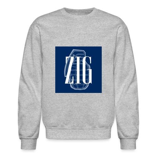Zig (Gap Styled) - Crewneck Sweatshirt