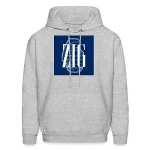 Zig (Gap Styled) - Men's Hoodie