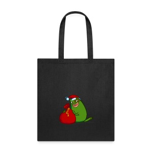 Grinchcat — Friday Cat №35 - Tote Bag