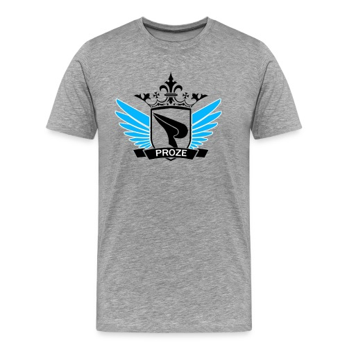 Proze - Wings T-Shirt - Men's Premium T-Shirt