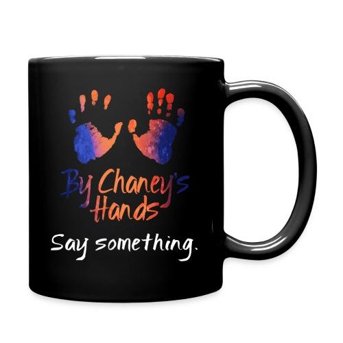 Say Something - Coffee Mug - Full Color Mug