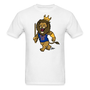 Akron Kings Mascot Shirt  - Men's T-Shirt
