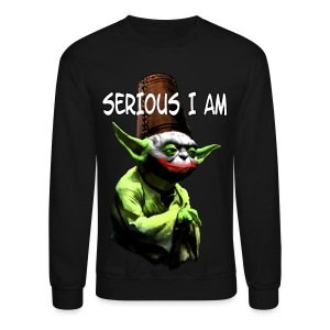 Serious I Am - Crewneck Sweatshirt