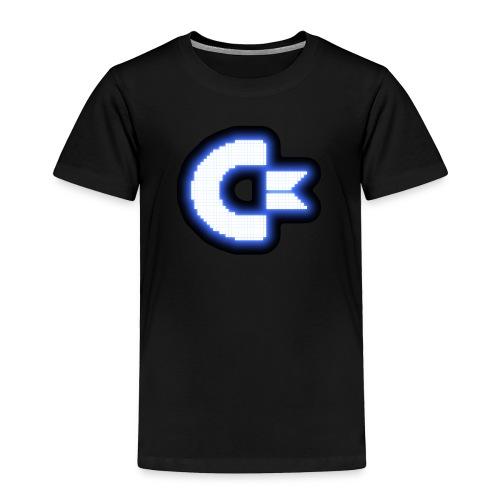 C64 Glow - Toddler Premium T-Shirt