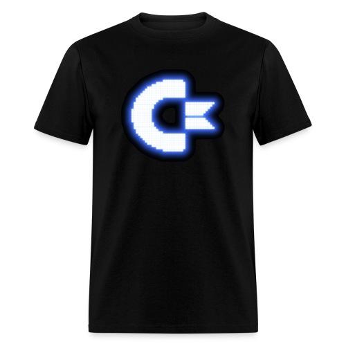 C64 Glow - Men's T-Shirt