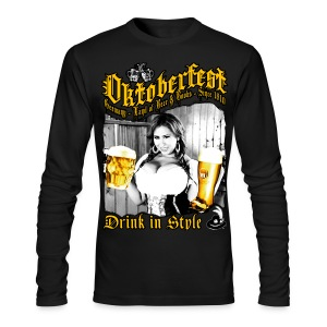 Oktoberfest 04 - Men's Long Sleeve T-Shirt by Next Level