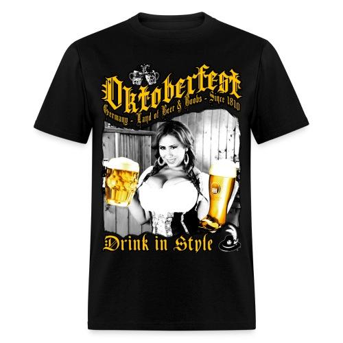 Oktoberfest 04 - Men's T-Shirt