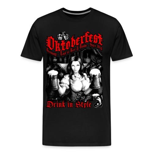 Oktoberfest 05 - Men's Premium T-Shirt