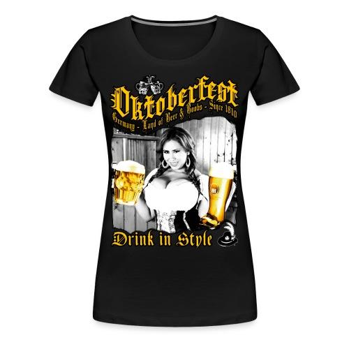 Oktoberfest 04 - Women's Premium T-Shirt