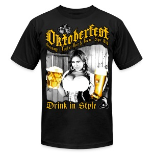 Oktoberfest 04 - Men's T-Shirt by American Apparel