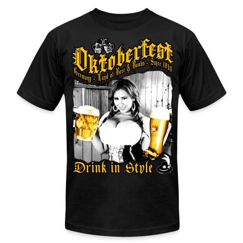 Oktoberfest 04 - Men's Fine Jersey T-Shirt